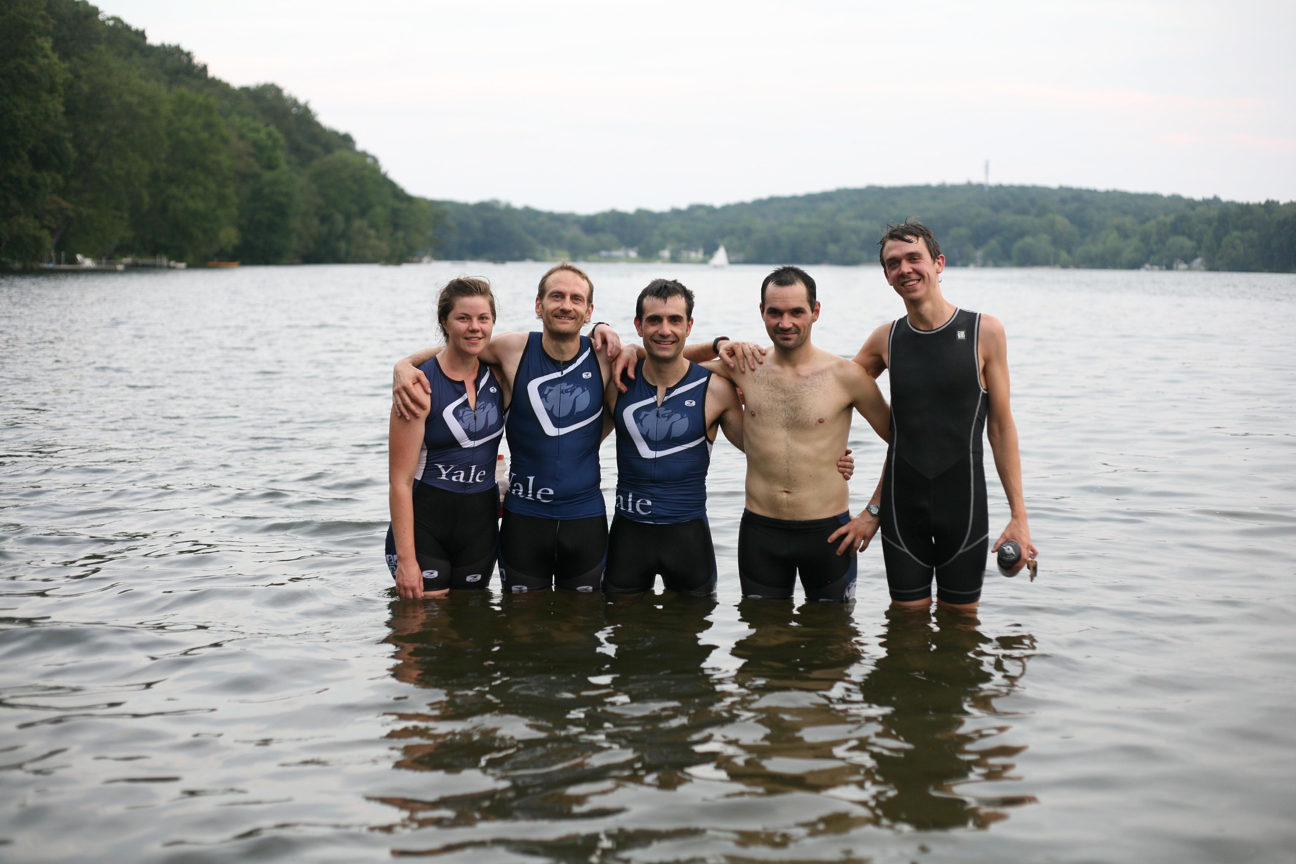 Pics from summer Tris | Yale Triathlon Club